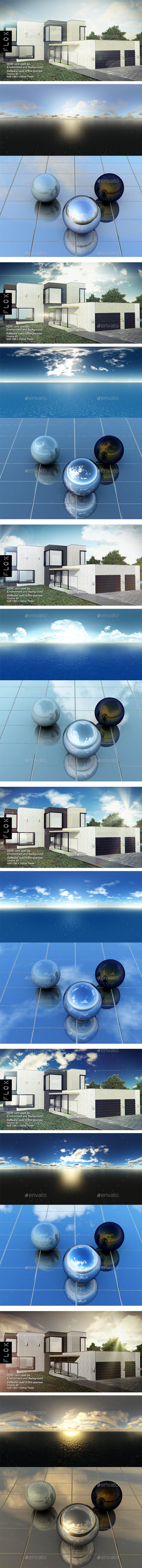 HDRI Pack - Desert vol 30 - 3DOcean Item for Sale