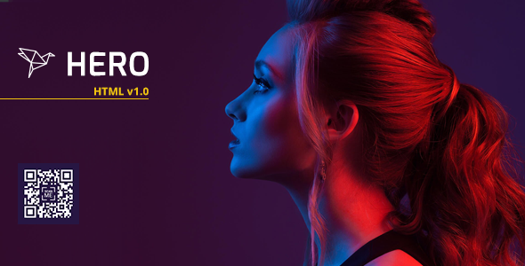 Herox - One Page Parallax Free Download | Nulled