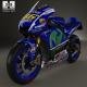 Yamaha YZR-M1 MotoGP 2015