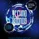 Techno Sounds Party Flyer - GraphicRiver Item for Sale