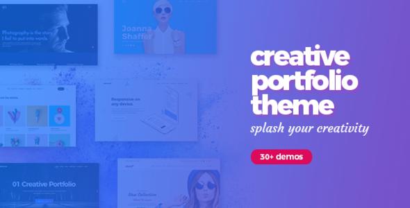 Onero | Creative Portfolio Theme for Professionals