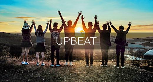 MOOD > Upbeat