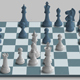 Movable Chess Pieces / Chess Mockup - GraphicRiver Item for Sale
