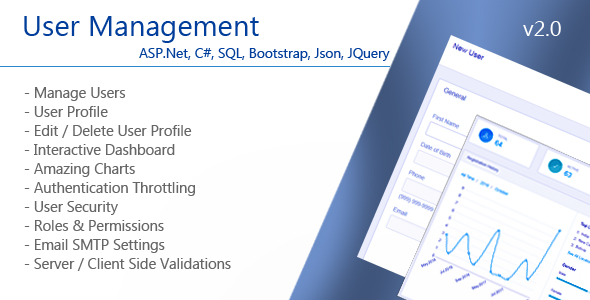 User Management - CodeCanyon Item for Sale