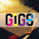 GIGS layered - GraphicRiver Item for Sale