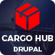 Free Download Cargo HUB - Transpot Drupal 8.5 Theme for Transportation, Logistics and Shipping Nulled