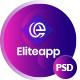Eliteapp - App Landing Page - ThemeForest Item for Sale