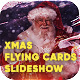 Christmas Flying Cards Slideshow - VideoHive Item for Sale