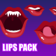 Lips Animation - VideoHive Item for Sale