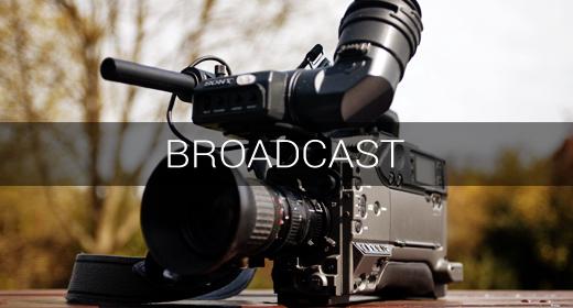 USAGE > Broadcast