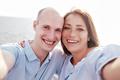 Self portrait of young, caucasian couple - PhotoDune Item for Sale