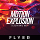 Motion Explosion - Flyer Template - GraphicRiver Item for Sale