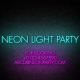 Neon Light Party - VideoHive Item for Sale