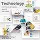 3 in 1 Technology Pitch Deck Bundle Google Slide Template - GraphicRiver Item for Sale