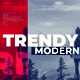 Trendy Modern Opener - VideoHive Item for Sale