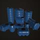 Water Barrels Pack