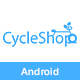 Cycleshop - E-commerce Android App Template - CodeCanyon Item for Sale