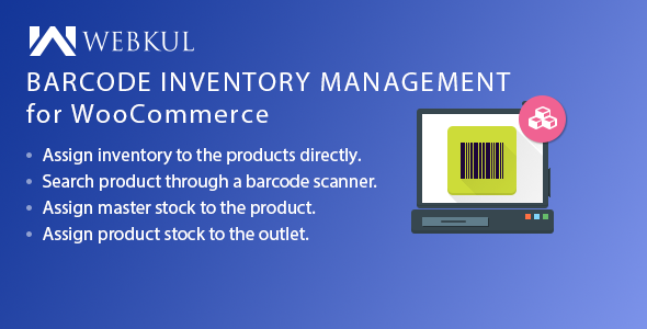 Point of Sale Barcode Inventory Plugin for WooCommerce