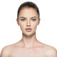 Front portrait of the woman with beauty face. - PhotoDune Item for Sale