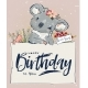 Little Birthday Koala - GraphicRiver Item for Sale