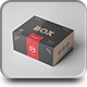 Carton Box Mock-up 135x105x60 - GraphicRiver Item for Sale