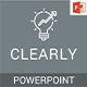 Clearly Business Powerpoint Presentation Template - GraphicRiver Item for Sale