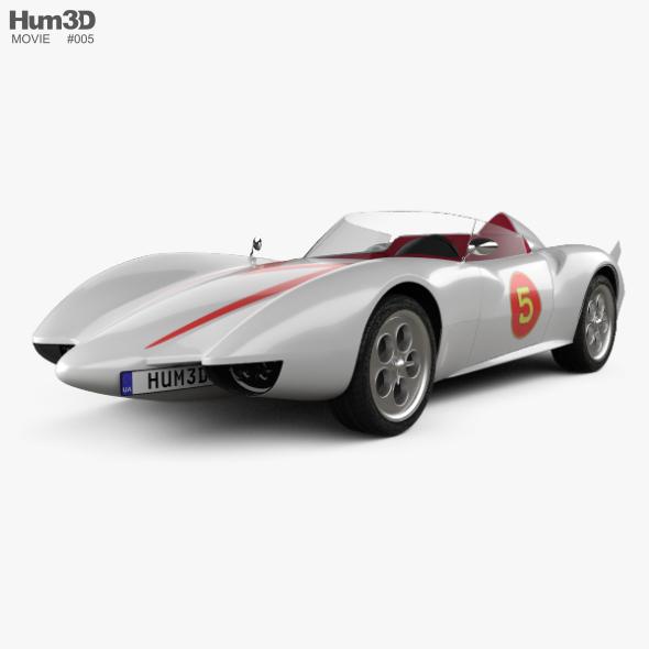 Speed Racer Mach 5 1997