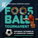 Foosball Tournament Flyer Templates - GraphicRiver Item for Sale