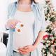 Happy beautiful pregnant woman - PhotoDune Item for Sale