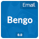 Email Newsletter - Bengo - GraphicRiver Item for Sale