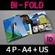 Architectural Design Bi-Fold Brochure Template Vol.2 - GraphicRiver Item for Sale