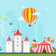 Carnival for Kids - GraphicRiver Item for Sale
