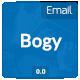 Email Newsletter - Bogy - GraphicRiver Item for Sale