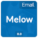 Email Newsletter - Melow - GraphicRiver Item for Sale