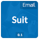 Email Newsletter - Suit - GraphicRiver Item for Sale
