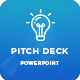 Bundle 2 in 1 Professional  Pitch Deck Powerpoint Template - GraphicRiver Item for Sale