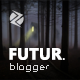 FutureStar: A Minimalistic & Creative Theme for Personal Blogging - ThemeForest Item for Sale