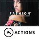 Fashion - Photoshop Actions - GraphicRiver Item for Sale