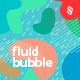 Colored Fluid Bubble Shapes Tileable Backgrounds - GraphicRiver Item for Sale