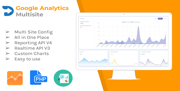 Google Analytics – Multisite            Nulled
