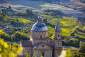 Church in Montepulcioano, Tuscany - PhotoDune Item for Sale