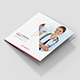 Brochure – Hospital Tri-Fold Square - GraphicRiver Item for Sale