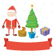 Set of Christmas Stuff - GraphicRiver Item for Sale