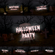 Halloween Text Trailer - VideoHive Item for Sale