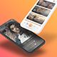 Arnelle UI Kit - Mobile Photos & Stories App UI Kit - GraphicRiver Item for Sale