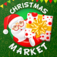 Christmas Market Poster - GraphicRiver Item for Sale