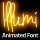 Illuminato Animated Text Creator - VideoHive Item for Sale