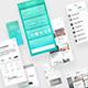 Veridian - Mobile Hotels App UI Kit - GraphicRiver Item for Sale