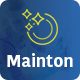 Mainton - Cleaning Company HTML Template - ThemeForest Item for Sale