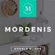 Mordenis Multipurpose Google Slides Template - GraphicRiver Item for Sale